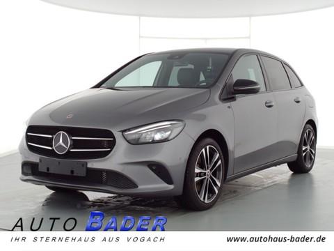 Mercedes-Benz B 200 Progressive Night Automatik MBUX Premium