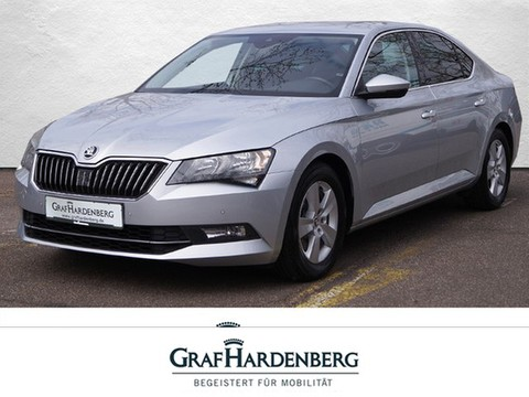 Skoda Superb 2.0 TDI Ambition Schalter