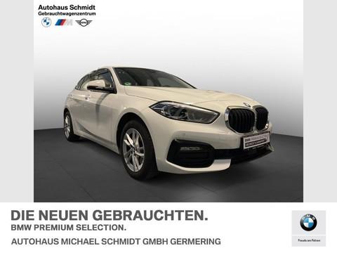 BMW 118 d Sport Line Live