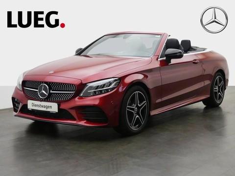 Mercedes-Benz C 180 Cabrio AMG NIGHT-P AIRCAP