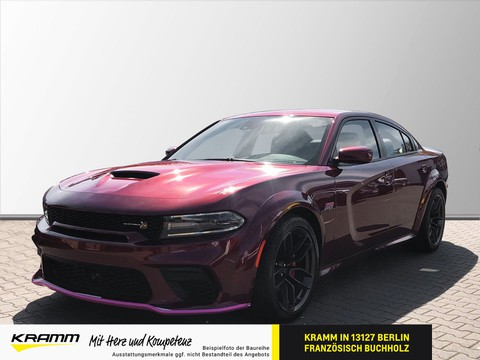 Dodge Charger R T Scat Pack Widebody