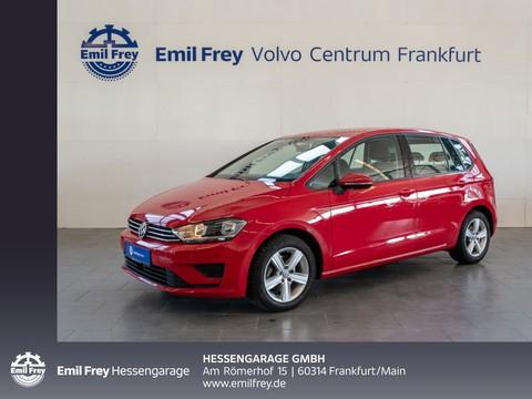 Volkswagen Golf Sportsvan 1.6 TDI Massagesitze