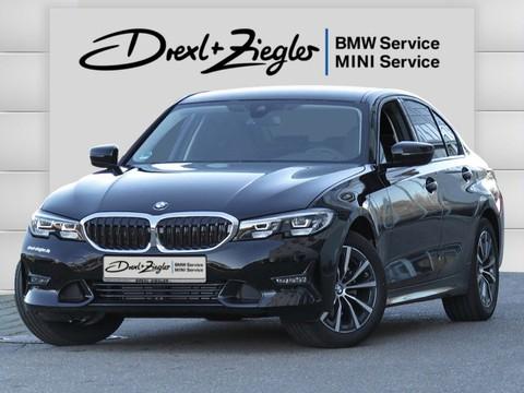 BMW 320 i Lim Sport Line Livelus DriveAst