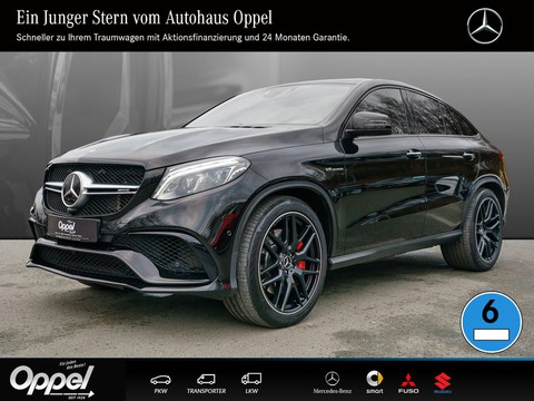 Mercedes-Benz GLE 63 AMG S °