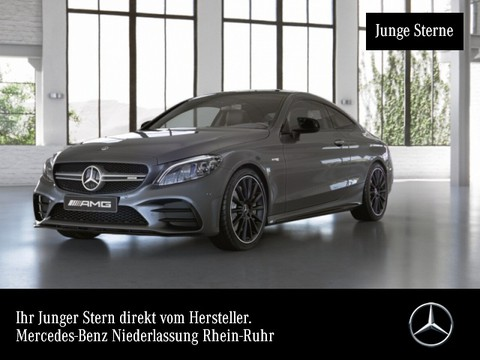 Mercedes-Benz C 43 AMG Cp Night Opt-Pak Perf-Abg VDigi