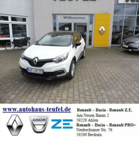 Renault Captur TCe 90 Limited DELUXE