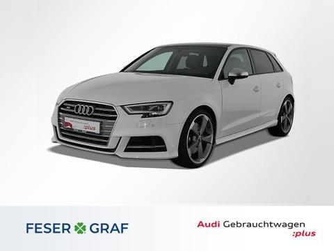 Audi S3 2.0 TFSI qu Sportback