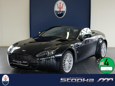 Aston Martin V8 Vantage Roadster Sportshift Black Black