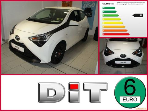 Toyota Aygo x-play DIT one 2018