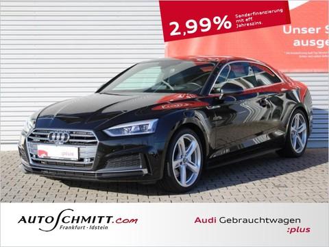 Audi A5 3.0 TDI Coupé S line