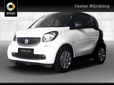 smart ForTwo coupé 66kW Komfort