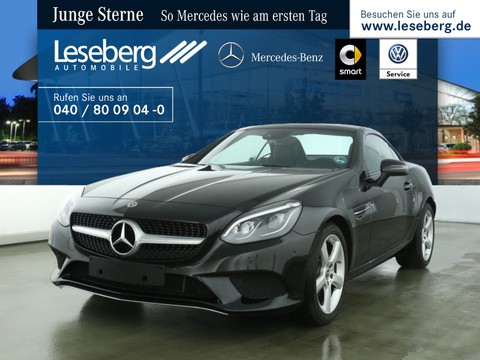 Mercedes SLC 200 undefined