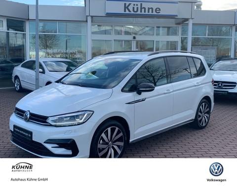 Volkswagen Touran 2.0 TDI HIGHLINE BLACK STYLE