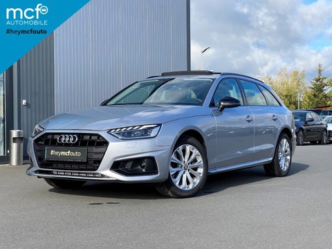 Audi A4 Avant 40 TFSI advanced Tour