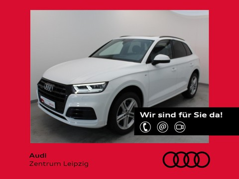 Audi Q5 40 TDI quattro sport Audi city
