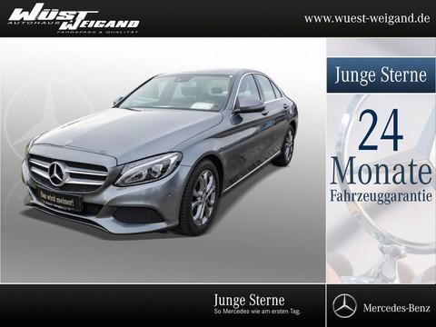 Mercedes-Benz C 180 Avantgarde beh Sitze Totwin