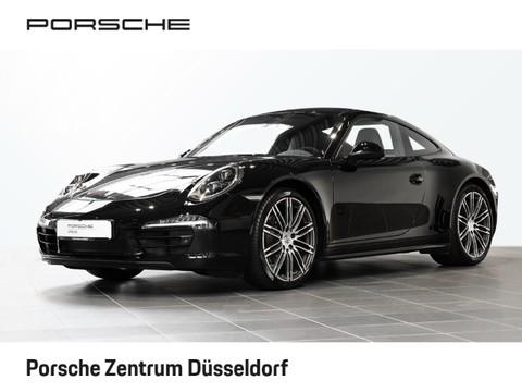 Porsche 991 Carrera 4 Black Edition Sport Chrono Paket