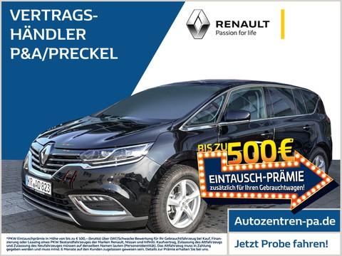 Renault Espace Intens dCi 160 4Control Assistenz