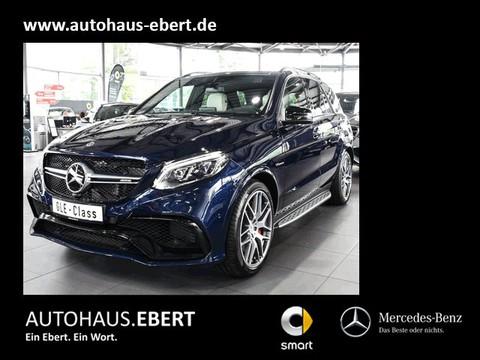 Mercedes GLE 63 AMG Mercedes S PSD