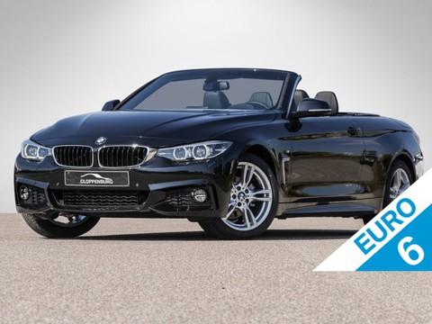 BMW 420 i Cabrio M Sport