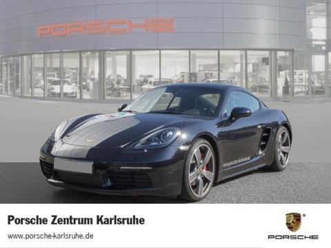 Porsche Cayman 2.5 S 718 20-Zoll