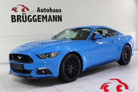 Ford Mustang 5.0 COUPE GT V8 PREMIUM-PAKET