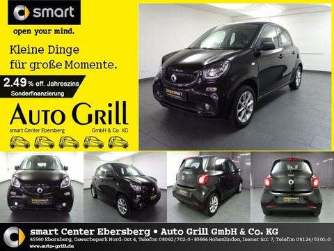 smart ForFour turbo Passion PanoDa