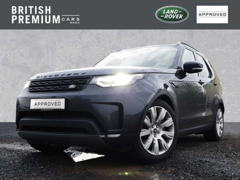 Land Rover Discovery 3.0 Sd6 HSE Black-P