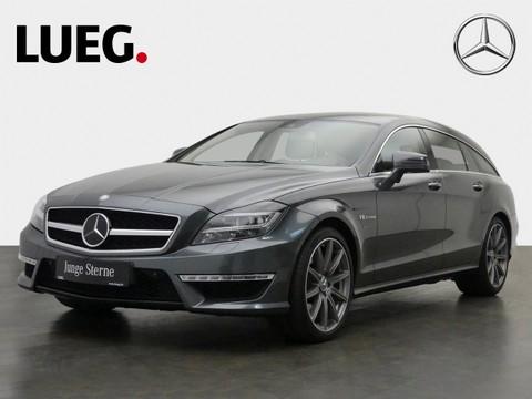 Mercedes CLS 63 AMG S COM DrivP