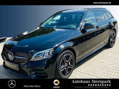 Mercedes-Benz C 300 e T AMG