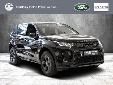 Land Rover Discovery Sport D150 R-Dynamic 110ürig (Diesel)