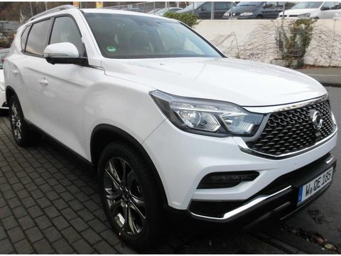 Ssangyong REXTON 2.2 Sapphire D 7A T 5S MY20 WAK White Pearl Int Black
