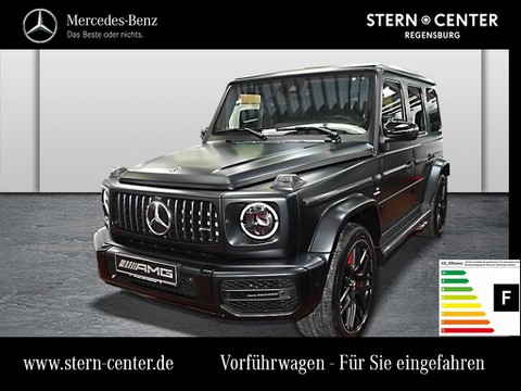 Mercedes-Benz G 63 AMG DESIGNO DRIVERS-PACKAGE