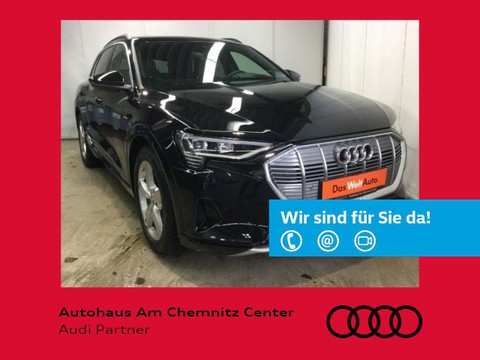 Audi e-tron 55 quatt advanced Assistenzpak