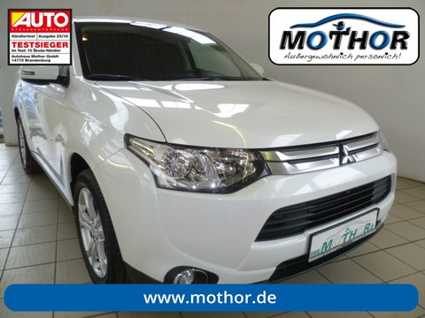 Mitsubishi Outlander Klassik Kollektion