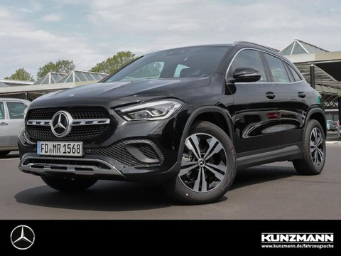 Mercedes-Benz GLA 200 Progressive MBUX SpurA