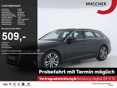 Audi A6 Avant Design 45 TDI Luftfwk