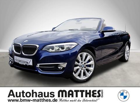 BMW 230 i Luxury Line Cabrio