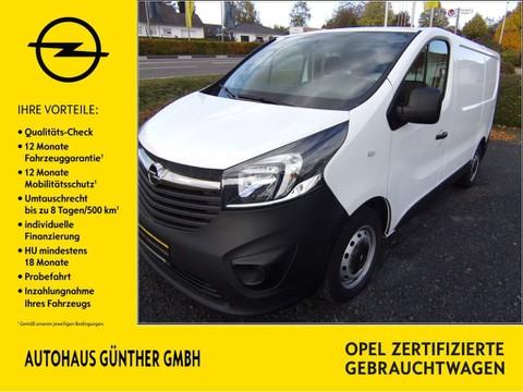 Opel Vivaro 1.6 Lolzboden ToterWinkelWarn