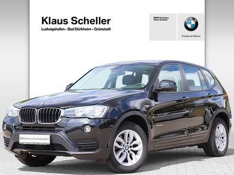 BMW X3 sDrive18d Prof