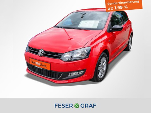 Volkswagen Polo 1.2 l MATCH