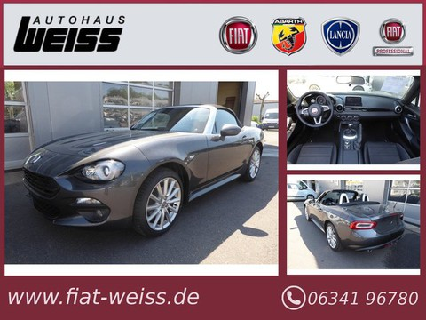 "Fiat 124 Spider 1.4 Lusso 140PS 7""Touch"