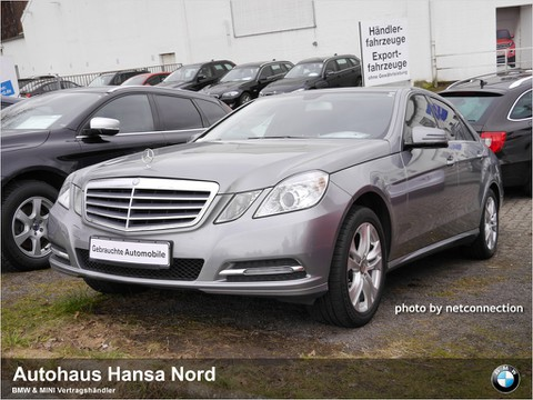Mercedes E 220 undefined