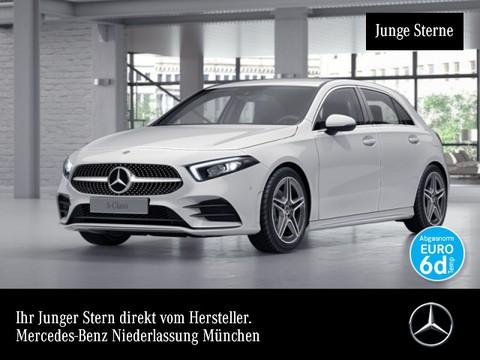Mercedes-Benz A 200 AMG Spurhalt