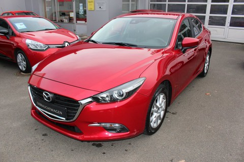 Mazda 3 Center-Line