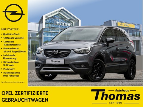 Opel Crossland X 1.2 INNOVATION Turbo Multif Lenkrad