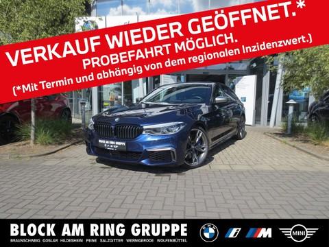 BMW M550 i xDrive Limousine GSD DA PA