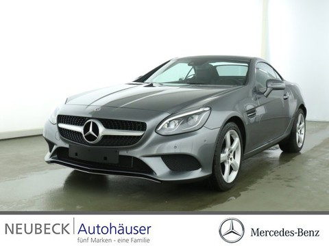 Mercedes SLC 180 Park Styling