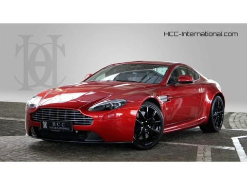 Aston Martin V8 Vantage 4.7 l Handschalter