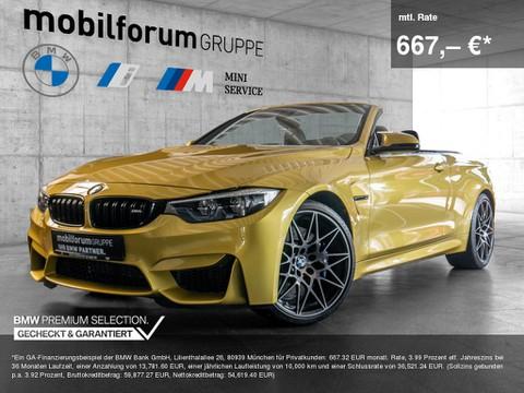 BMW M4 Cabrio Competition